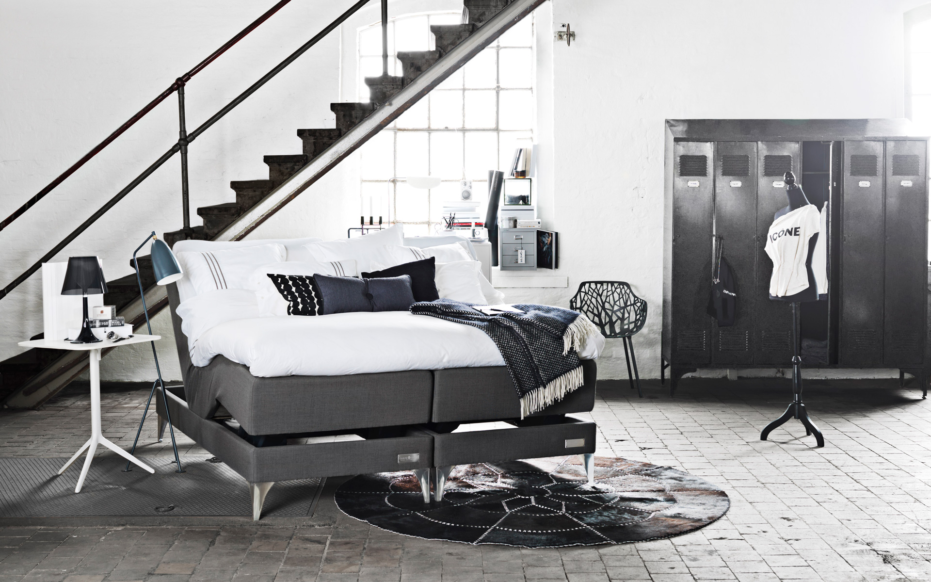 boxspring betten wohndesign freising. Black Bedroom Furniture Sets. Home Design Ideas