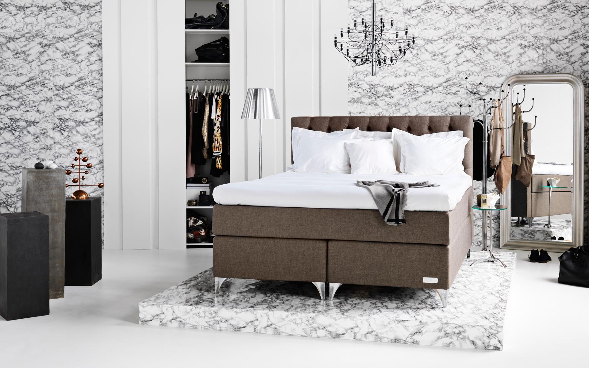 boxspring betten galerie wohndesign freising. Black Bedroom Furniture Sets. Home Design Ideas